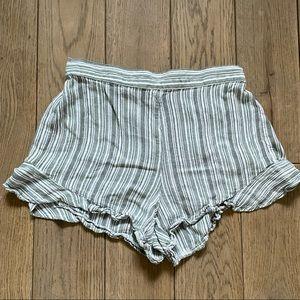 Aeropostale high rise shorts